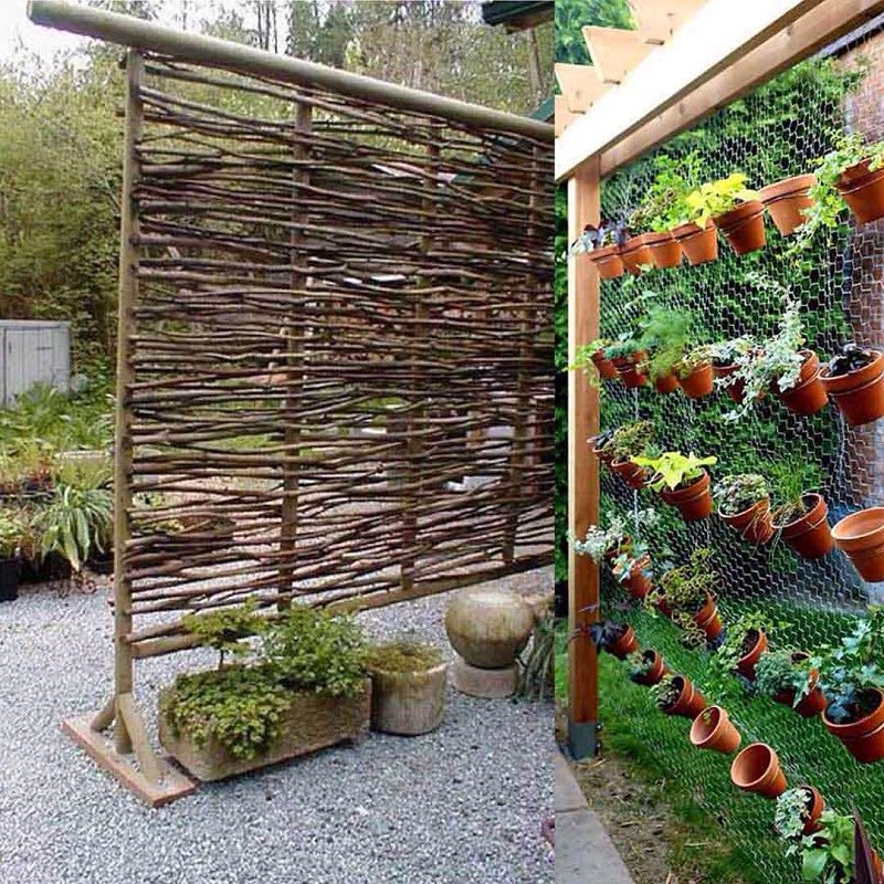 outdoor dividers